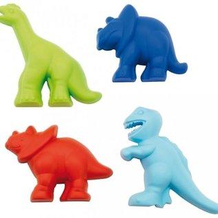 Zandvormen Dino - 4 stuks