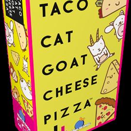 Blue Orange Blue Orange - Taco Cat Goat Cheese Pizza