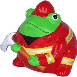 Pomme Pidou Pomme Pidou spaarpot brandweerman Freddy (small)