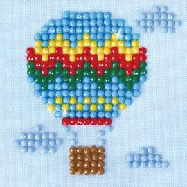 Diamond Dotz Diamond Dotz Luchtballon 7.6 x 7.6 cm