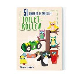 Boek 51 dingen om te maken met toiletrollen