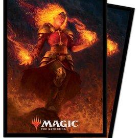 Magic The Gathering Magic The Gathering - Sleeves Core 2021 V4 (100 stuks)