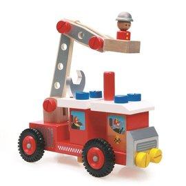 Constructie Brandweerwagen