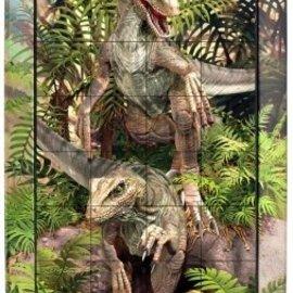 3D Magna puzzel - Raptor (32 stukjes)