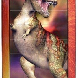 3D Magna puzzel - T-Rex (32 stukjes)