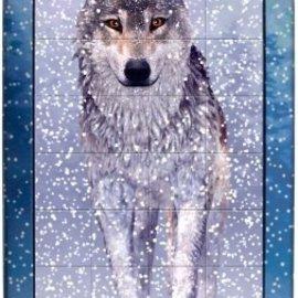 3D Magna puzzel - Wolf (32 stukjes)