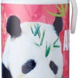 Mepal Mepal campus drinkfles pop-up Panda