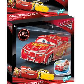 Totum Totum Disney Cars - Maak je eigen raceauto