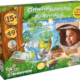 Science4you Science4you Eco Groene Wetenschap