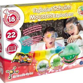 Science4you Science4you Explosief schuim