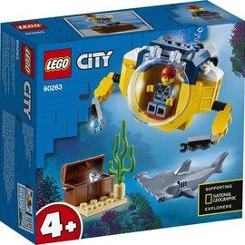 Lego Lego 60263 Mini Duikboot