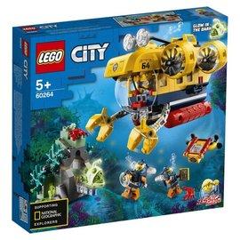 Lego Lego 60264 Oceaan verkenningsduikboot