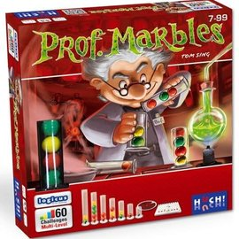 HUCH HUCH! Prof. Marbles