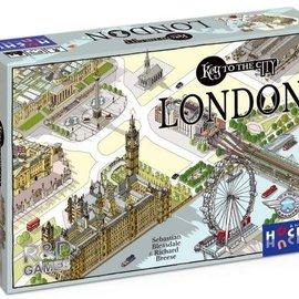HUCH HUCH! Key to the City - London