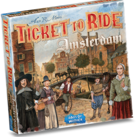 Days of Wonder Ticket to Ride Amsterdam (stand alone)