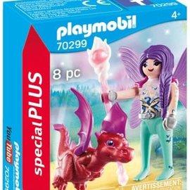 Playmobil Playmobil - Fee met drakenbaby (70299)