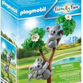 Playmobil Playmobil - Koala's met baby (70352)