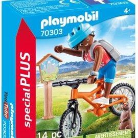 Playmobil Playmobil - Mountainbiker (70303)