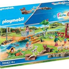 Playmobil Playmobil - Grote kinderboerderij (70342)
