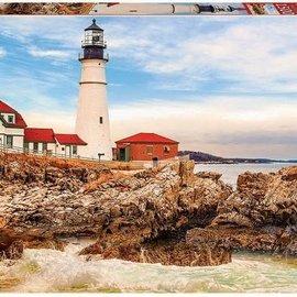 Educa Educa puzzel Rocky Lighthouse (1500 stukjes)