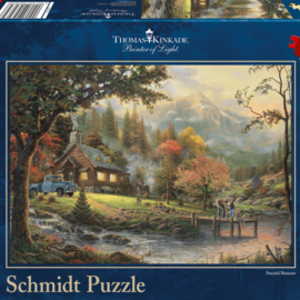 Schmidt Schmidt puzzel Peaceful Moments (500 stukjes)