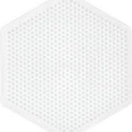 SES Hama Strijkkralenbordje - Zeshoek Groot