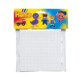 Hama Hama Strijkkralenbord Cirkel en Vierkant Groot