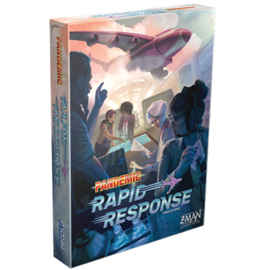 Z-Man Games Z-Man Games Pandemic Rapid Response  (Engels)