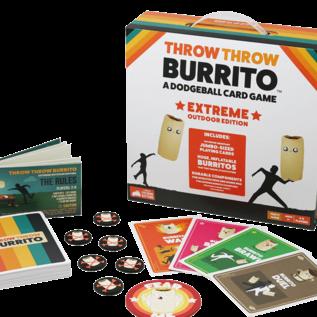 Throw Throw Burrito Extreme outdoor