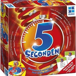 MegaBleu 5 seconden