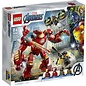 Lego Lego 76164 Iron Man Hulkbuster vs. A.I.M. Agent