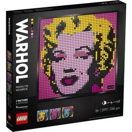 Lego Lego 31197 Andy Warhol`s Marilyn Monroe