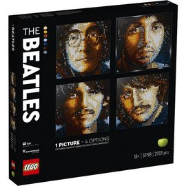 Lego Lego 31198 The Beatles