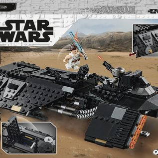 Lego Lego 75284 Knights of Ren Transportschip