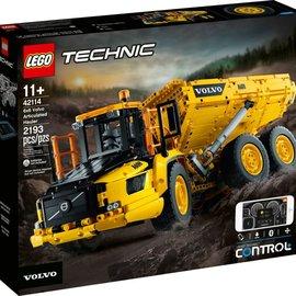 Lego Lego 42114 Volvo 6x6 Truck met Kieptrailer