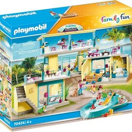 Playmobil Playmobil - Strandhotel (70434)