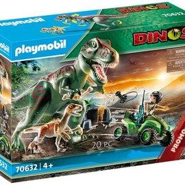Playmobil Playmobil - T-Rex Attack (70632)