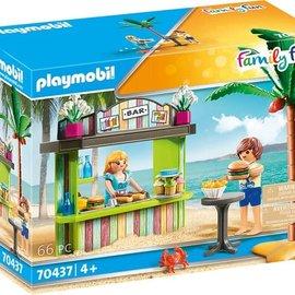 Playmobil Playmobil - Strandkiosk (70437)