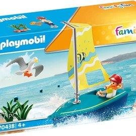 Playmobil Playmobil - Zeilbootje (70438)
