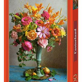 Castorland Castorland puzzel Autumn Flowers (500 stukjes)
