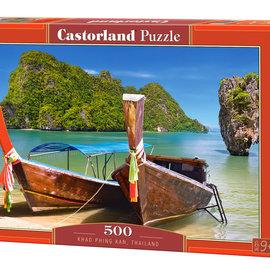 Castorland Castorland puzzel Khao Phing Kan, Thailand (500 stukjes)