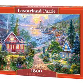 Castorland Castorland puzzel Coastal Living (1500 stukjes)