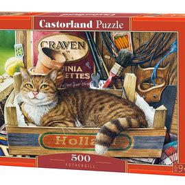 Castorland Castorland puzzel Fothergill (500 stukjes)