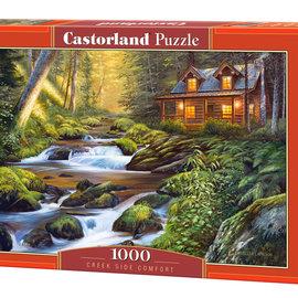 Castorland Castorland puzzel Creek Side Comfort (1000 stukjes)