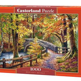 Castorland Castorland puzzel Brathay bridge (1000 stukjes)