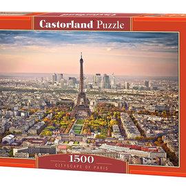 Castorland Castorland puzzel Cityscape of Paris (1500 stukjes)