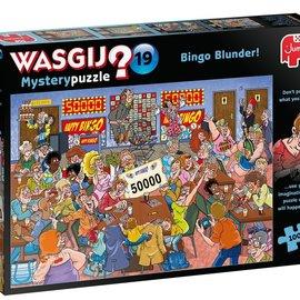 Jumbo Wasgij puzzel Mystery 19 - Bingobedrog! (1000 stukjes)
