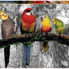 Educa Educa puzzel Jungle vogels (500 stukjes)