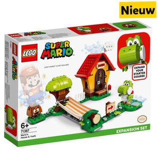 Lego Lego 71367 Mario's House & Yoshi