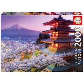 Educa Educa puzzel Mount Fuji, Japan (2000 stukjes)